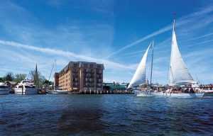 Annapolis Waterfront Hotel - Marriott